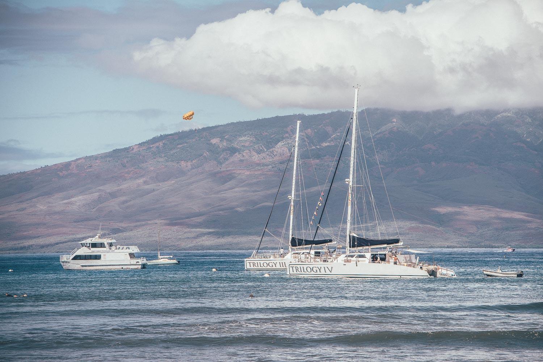 Lahaina - Maui Itinerary