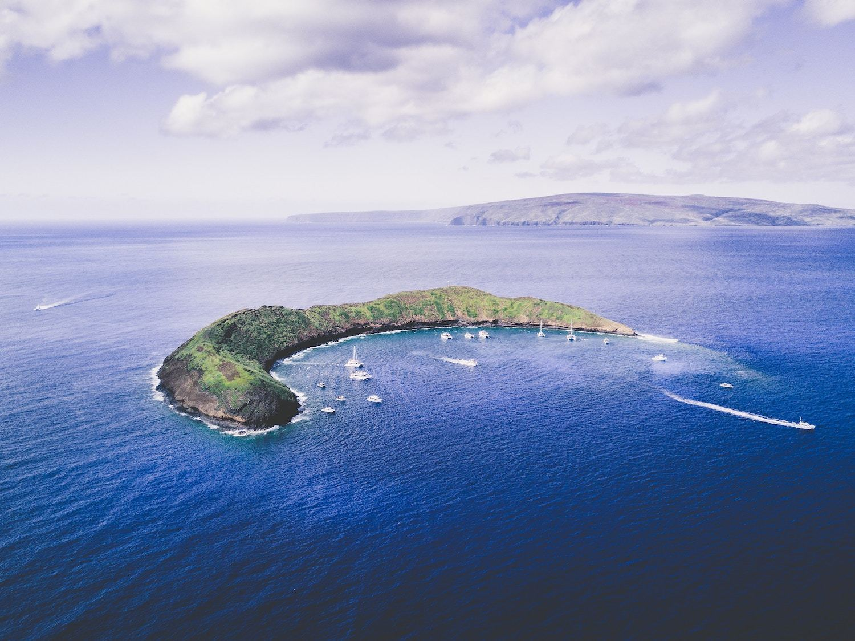 Maui Itinerary - Molokini Crater Snorkeling Tour