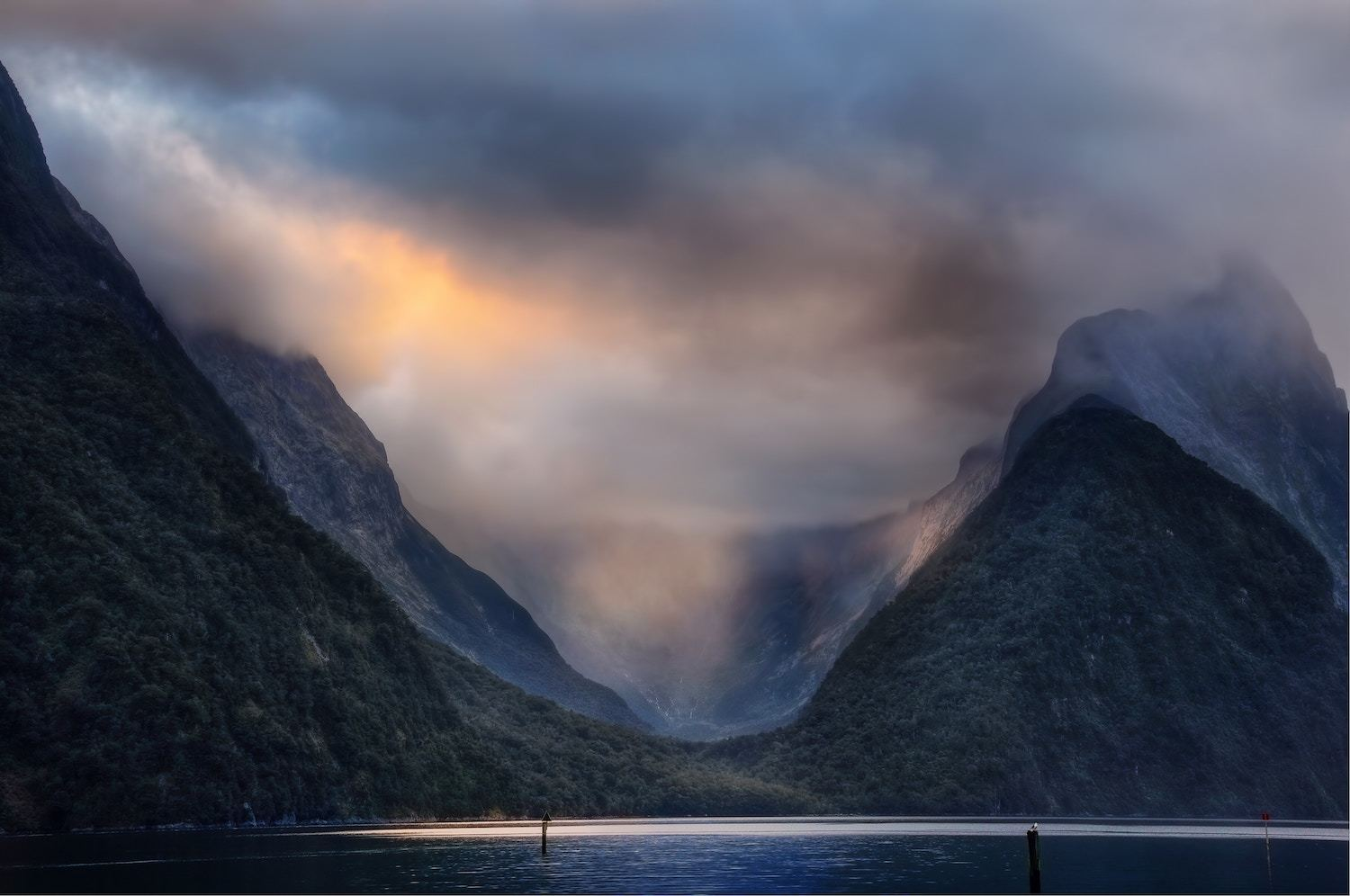 Milford Sound - Queenstown Itinerary
