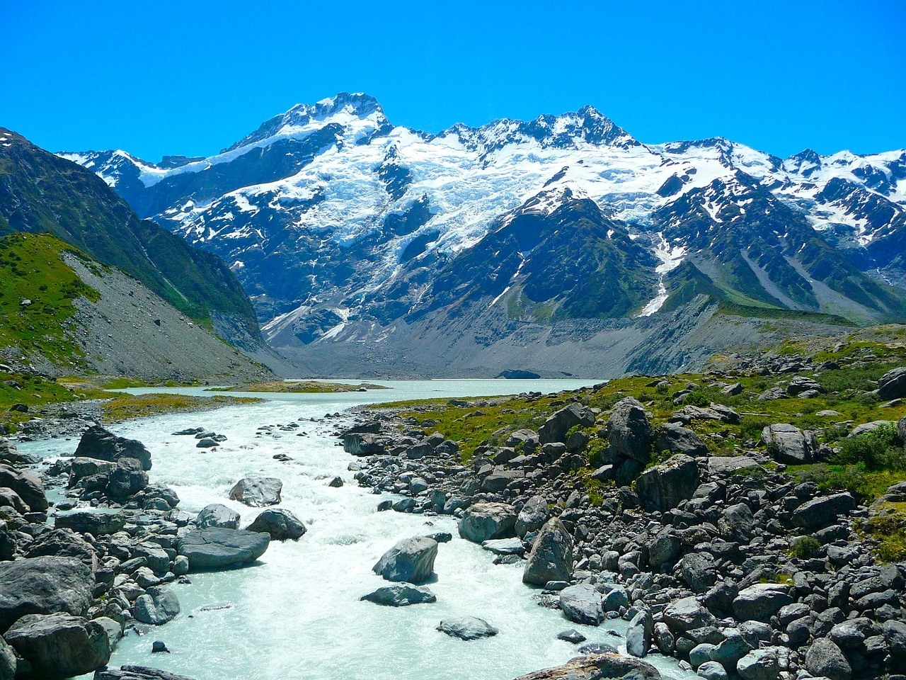 Mount Cook - New Zealand South Island Must Do