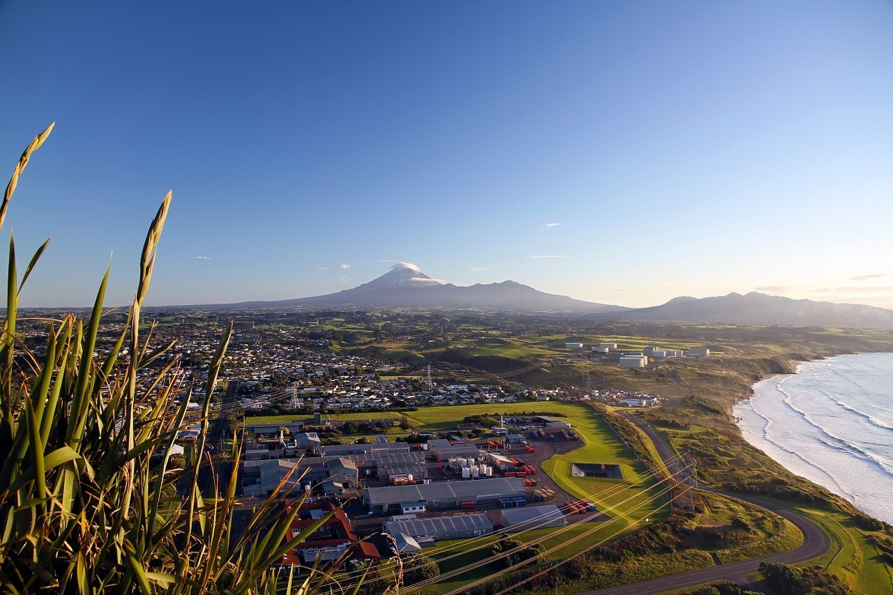 New Plymouth - New Zealand