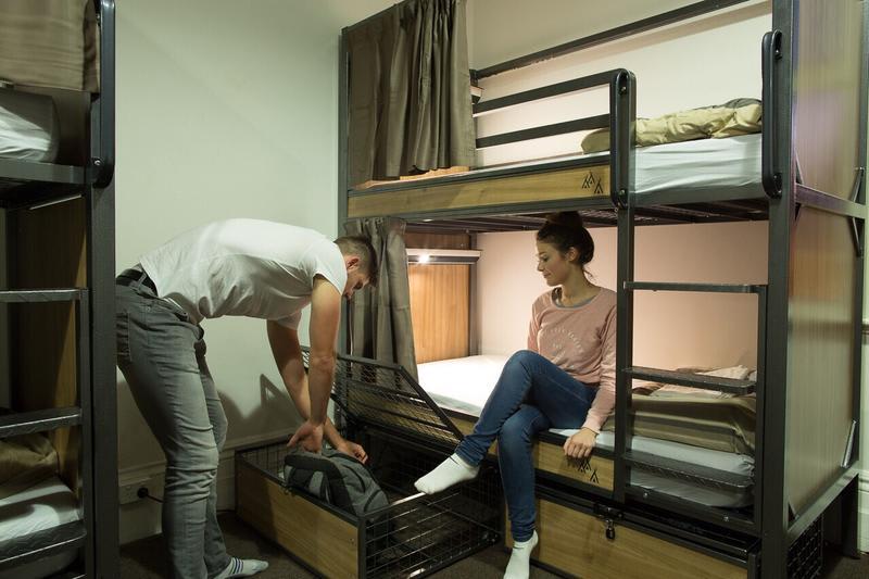 Nomads - Best Hostels in Melbourne for Backpackers