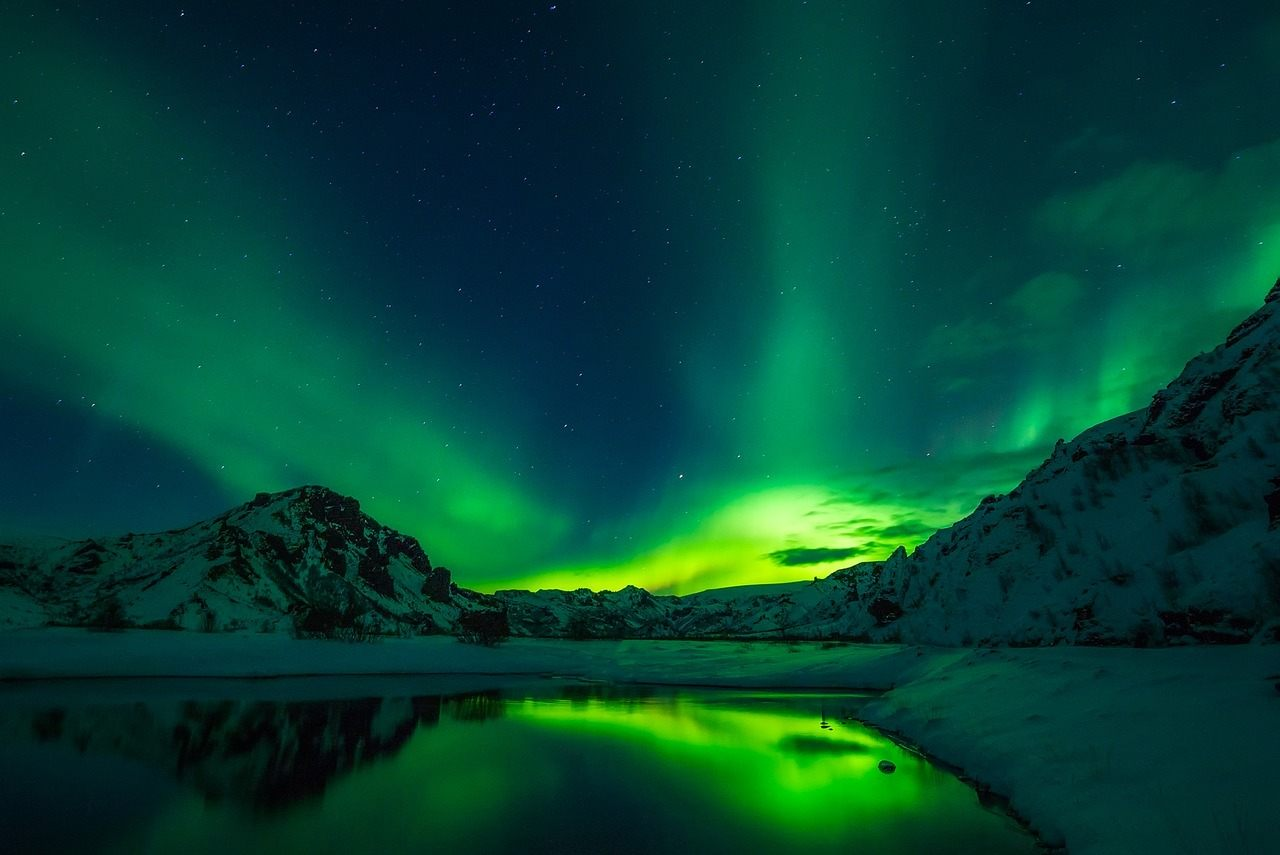 Northern Lights in Iceland Facts