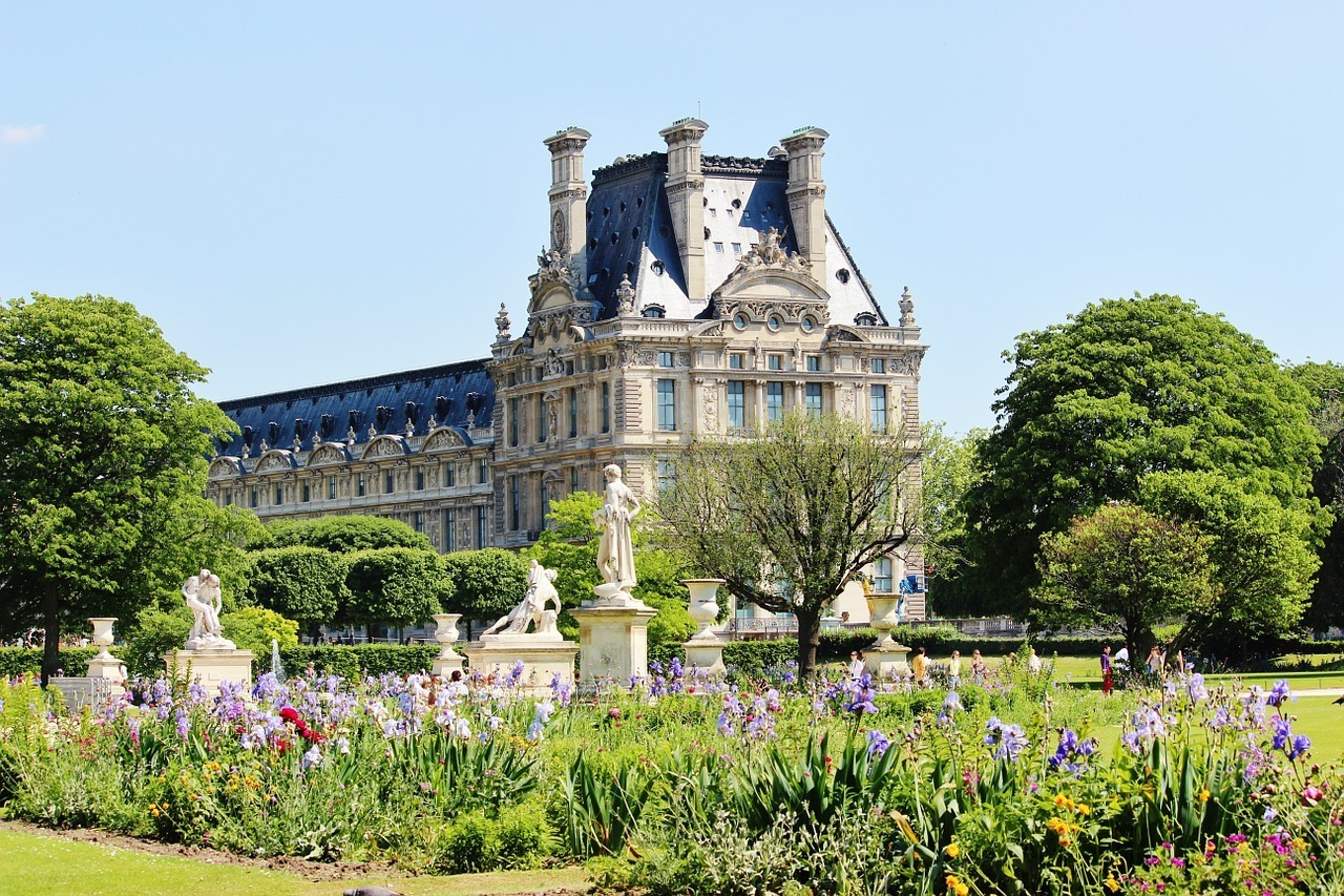 Palais-Royal - THings to do in Paris in 2 days