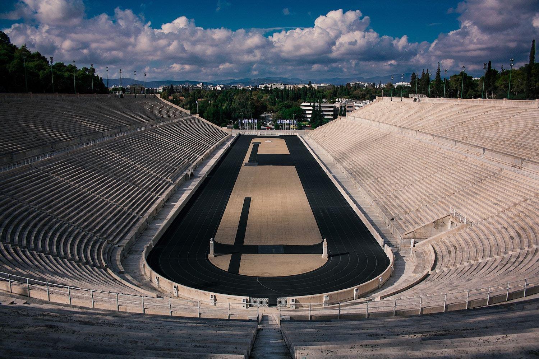 Panathenaic Stadium - 2 Days Athens Itinerary