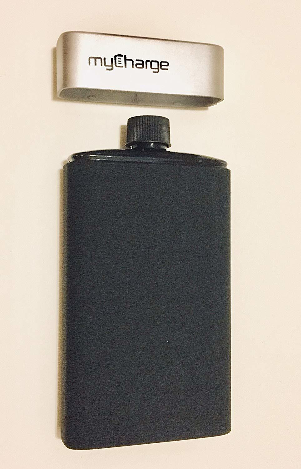 Portable Charger Flask - Ways to Sneak Alcohol