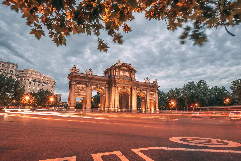 Puerta de Alcalá - Places to visit in Madrid