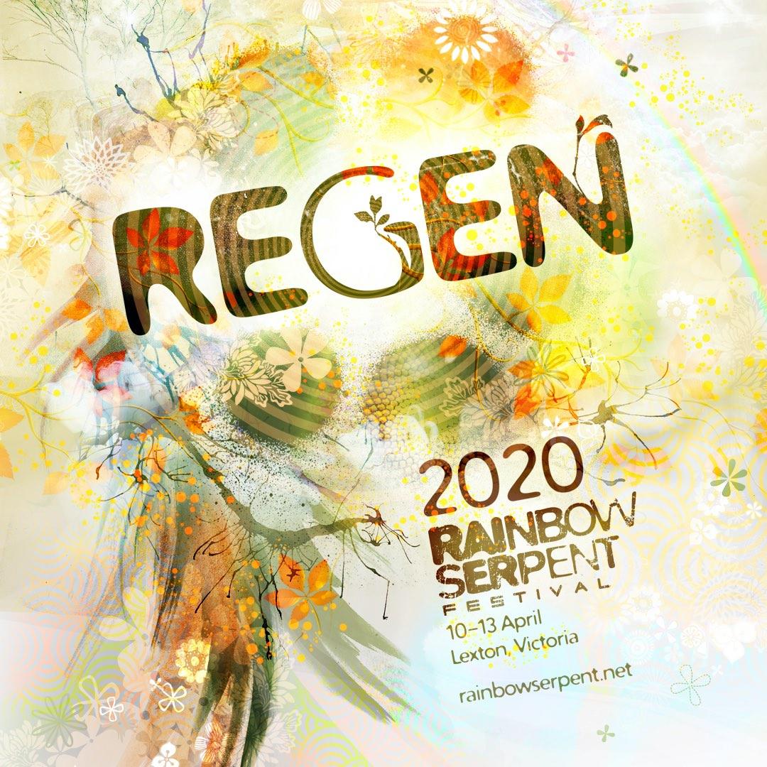 Rainbow Serpent Festival Australia 2020