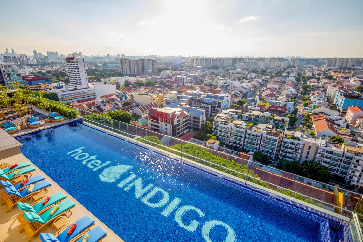 Singapore Rooftop Infinity Pool Hotels 2019