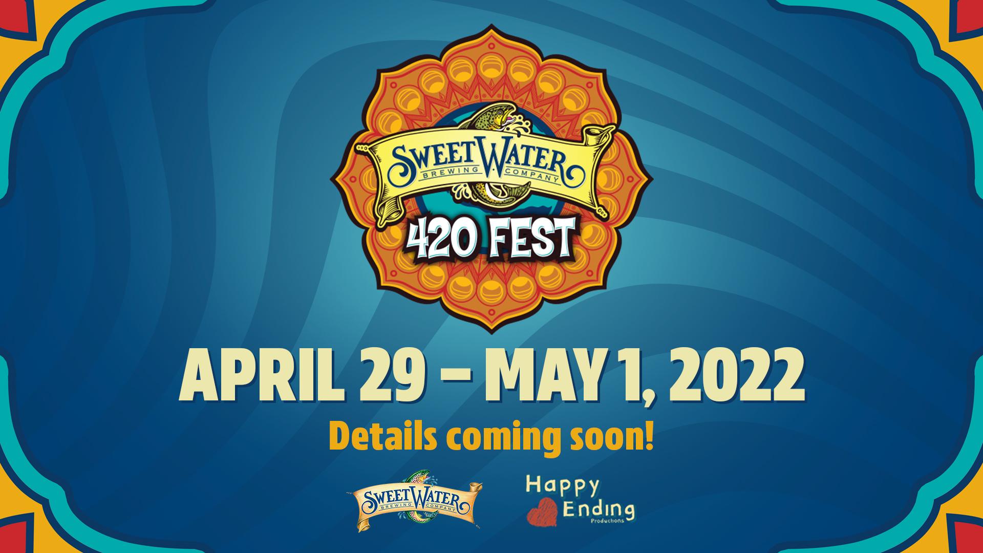 SweetWater 420 Festival Atlanta 2022