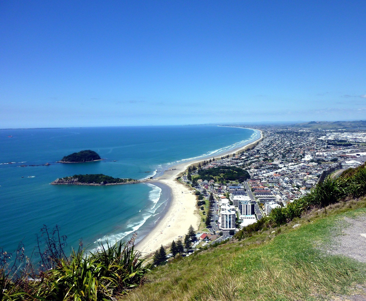 Tauranga Bay - New Zealand North Island Itinerary