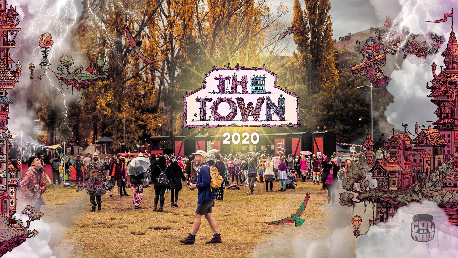 The Town Festival Australia 2020