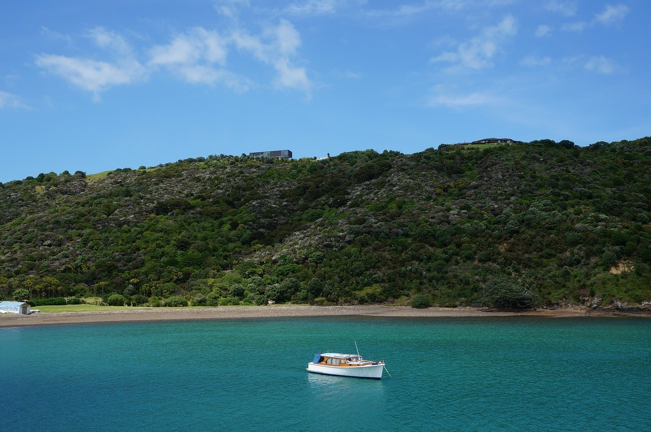 Waiheke Island - Best places to visit north island new zealand