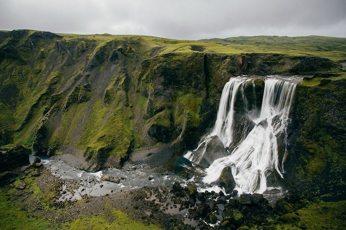 Waterfalls - Facts About Iceland