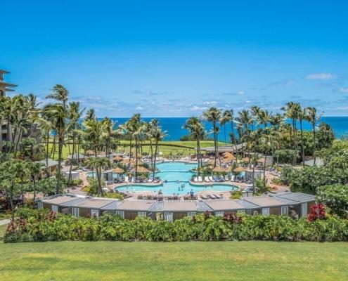 Where to Stay on Maui - Ritz Carlton