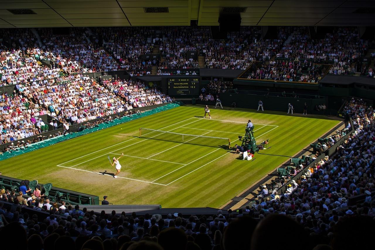 Wimbledon - 2 Days in london