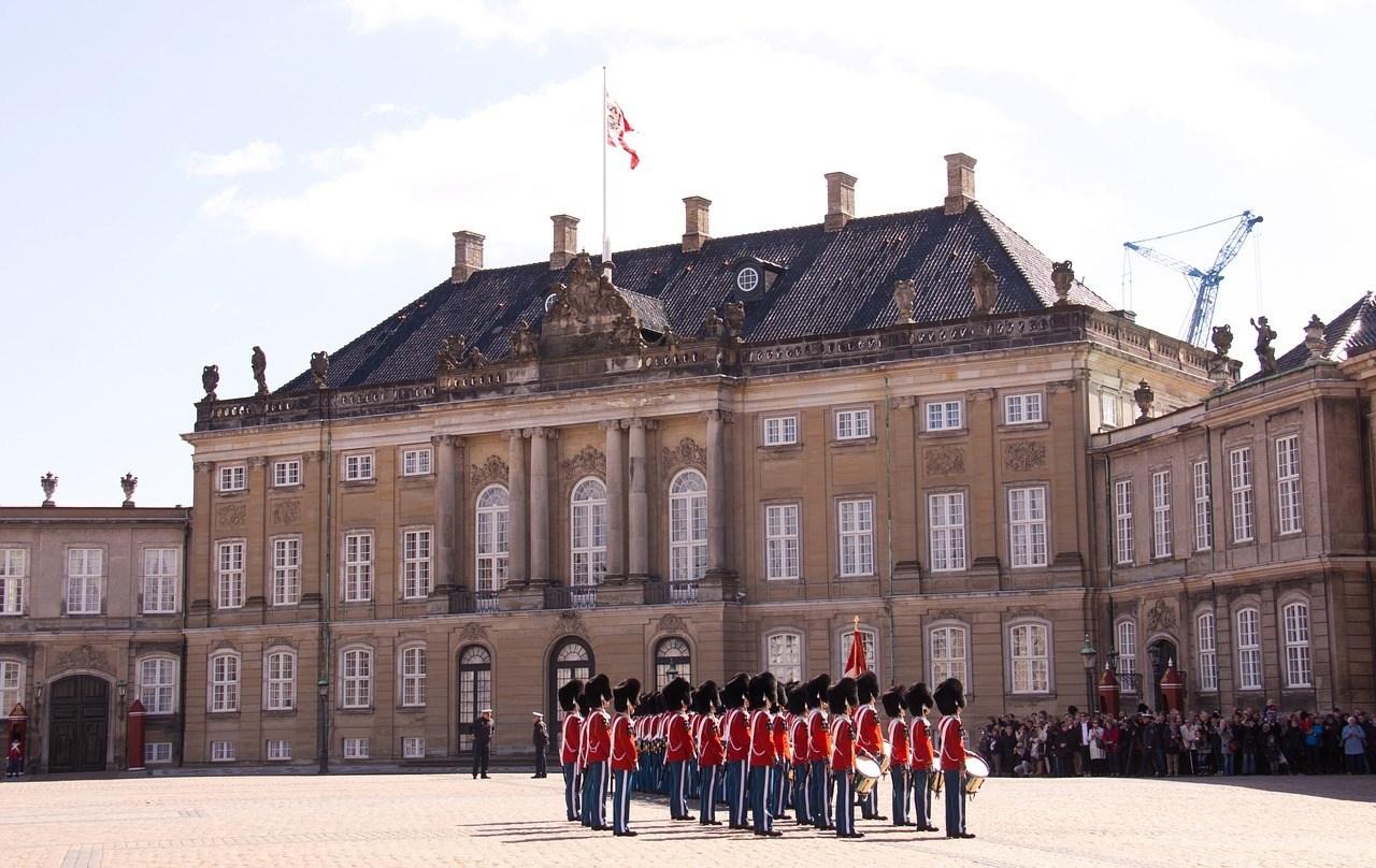 amalienborg - Copenhagen 2 Days