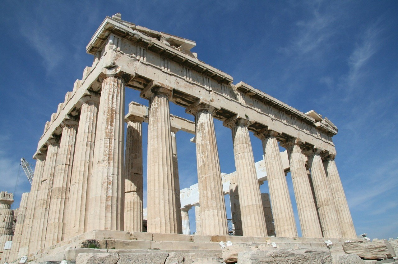 athens acropolis museum - 2 days itinerary