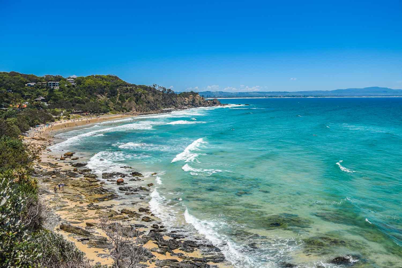 australia beach facts