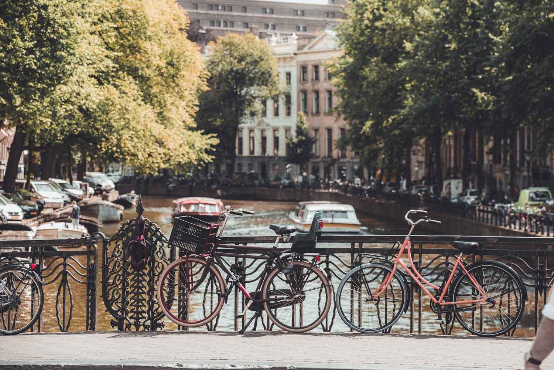 Getting around Amsterdam - Bikes