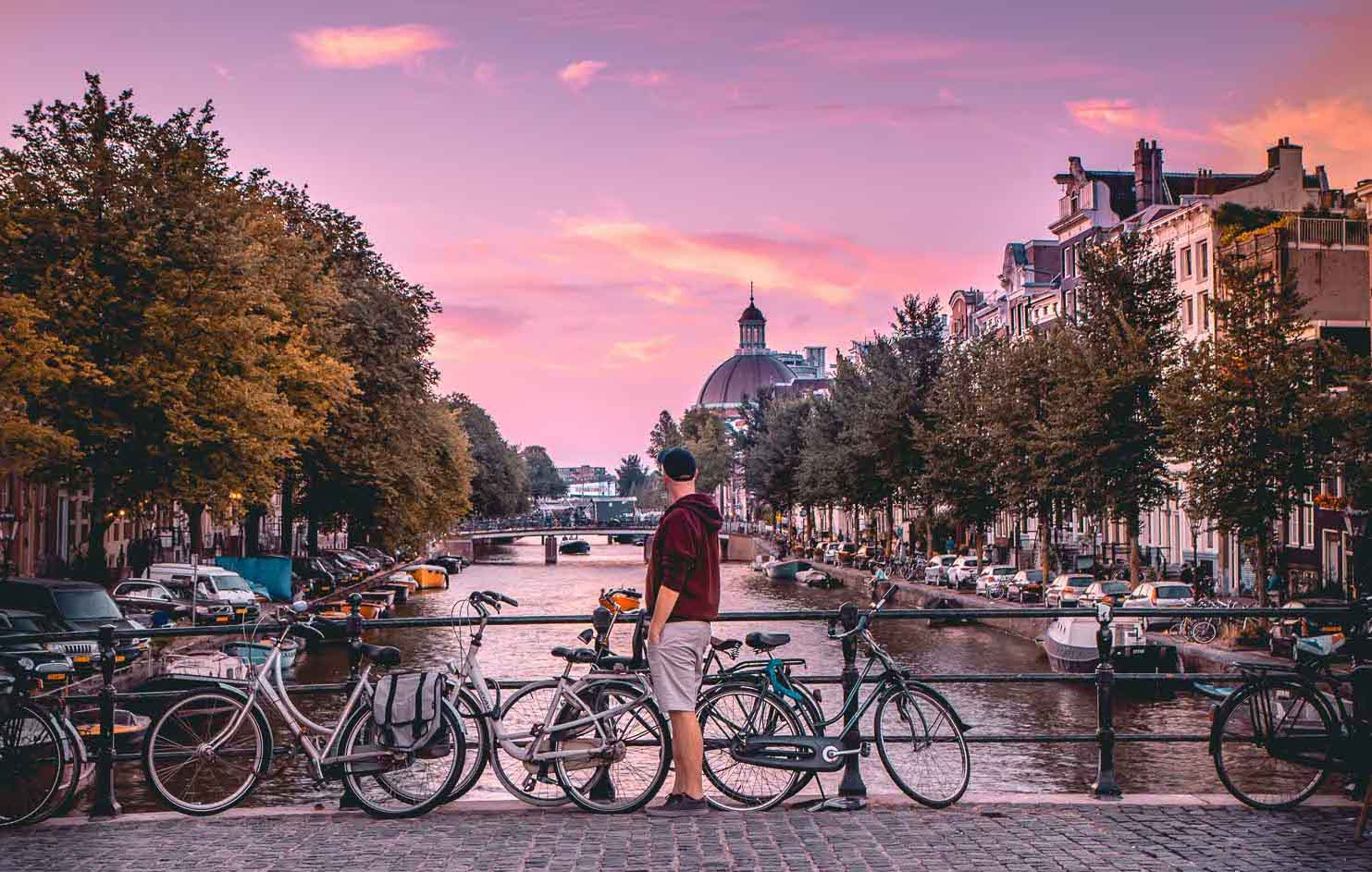2 Days in Amsterdam Itinerary