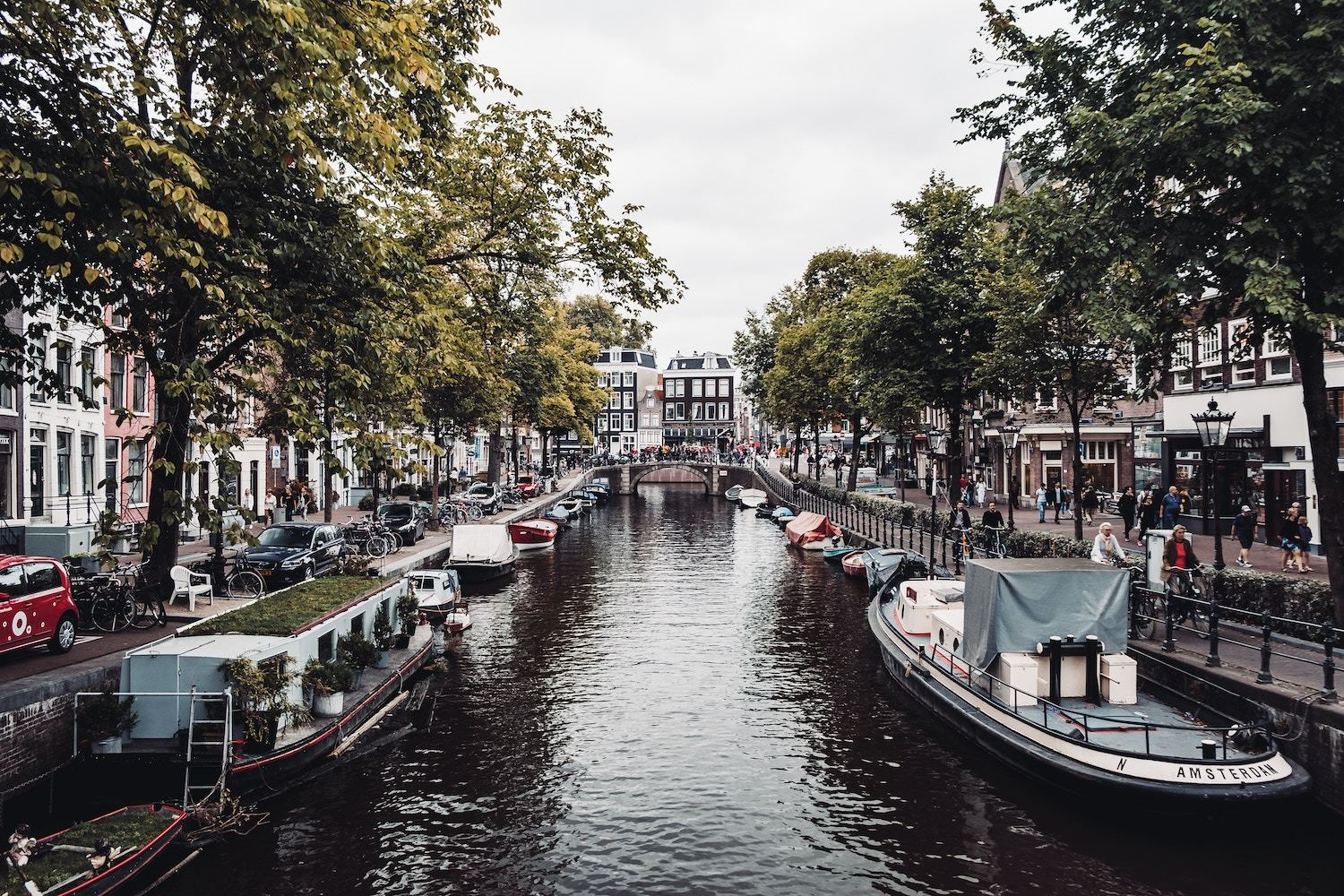 Anne Frank house Museum - 2 Days Amsterdam