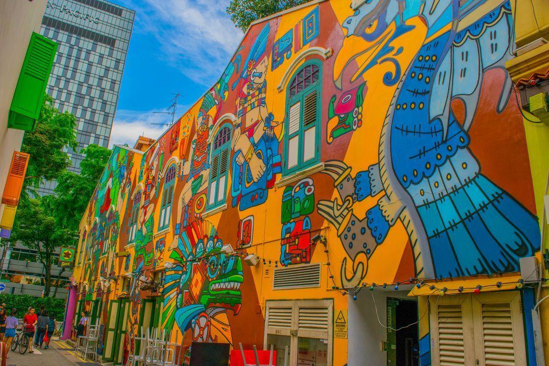Arab Quarter - Singapore Itinerary