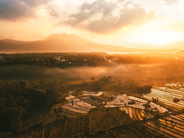 Bali Sunset - Best Honeymoon Hotels in Bali 2019