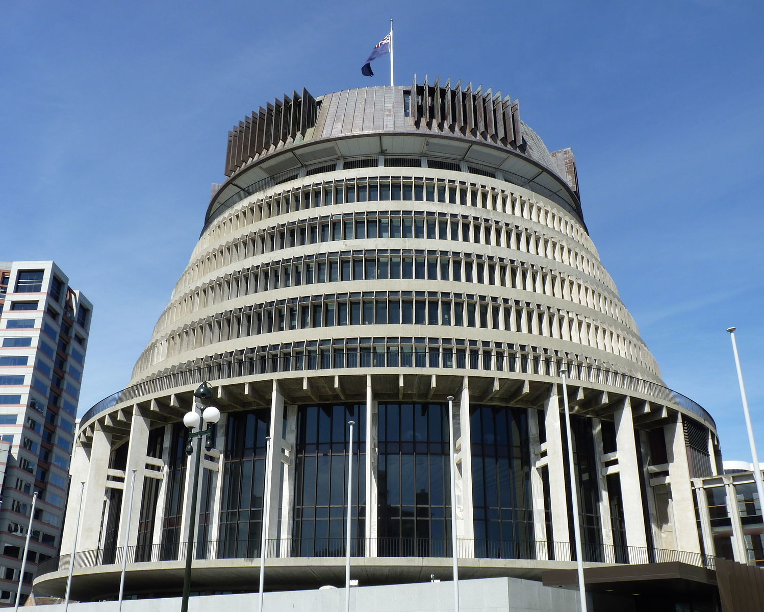 Beehive - Best Things to do in Wellington NZ