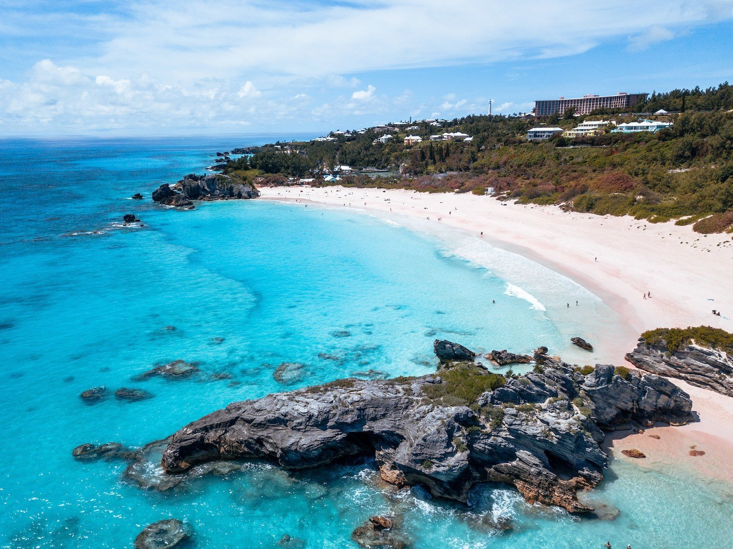 Bermuda Travel Guide - Where is hot in January