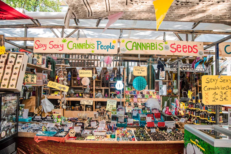 Flea Market Amsterdam - 2 Days Itinerary