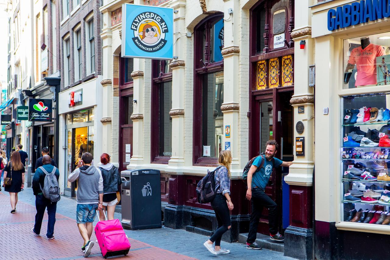 Flying Pig Hostel - Where to stay in Amsterdam