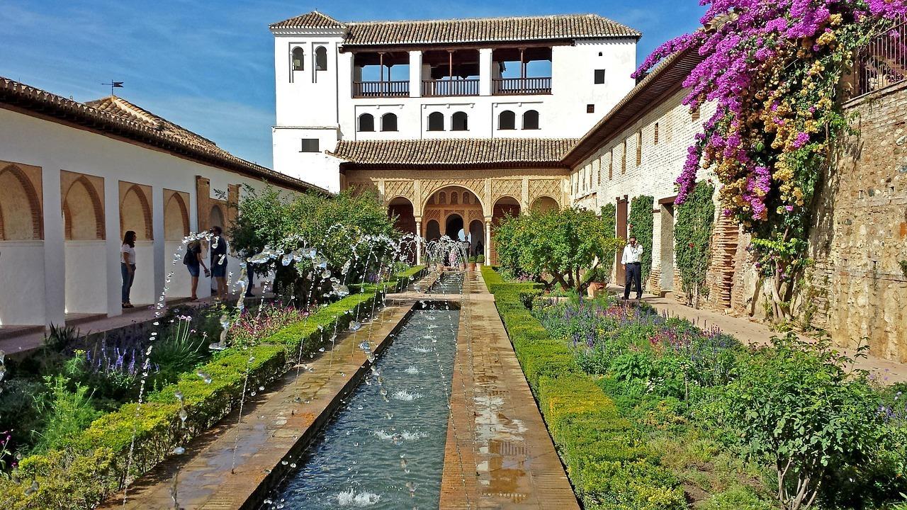 Generalife - Things to do in Granada, Spain
