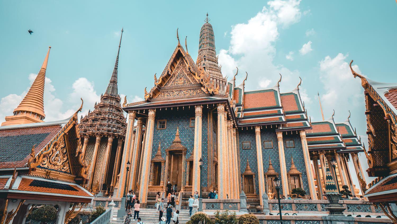 Grand Palace - Bangkok in Two Days
