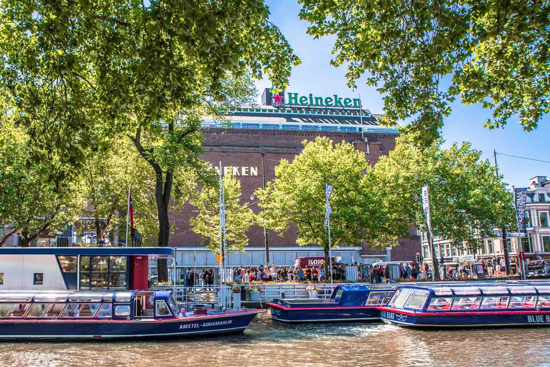 Heineken Experience - 2 Day Amsterdam Travel Blog