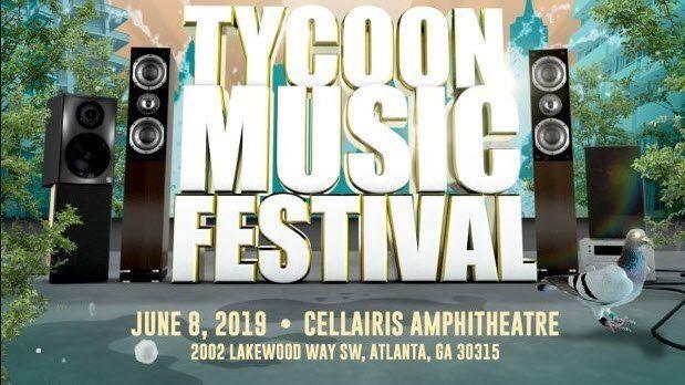 Hip Hop Festivals in Atlanta, Georgia 2019