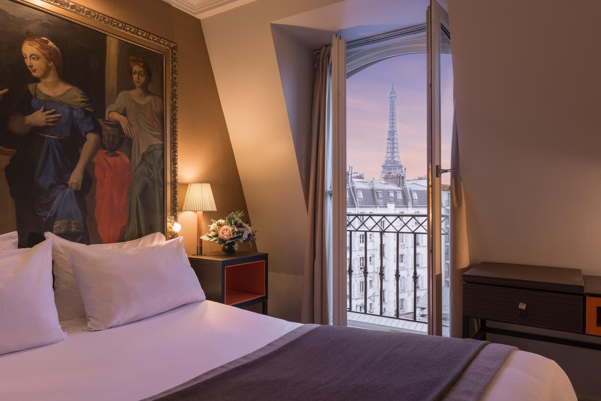 Hotel Walt - Paris Hotels with Eiffel Tower View 2019