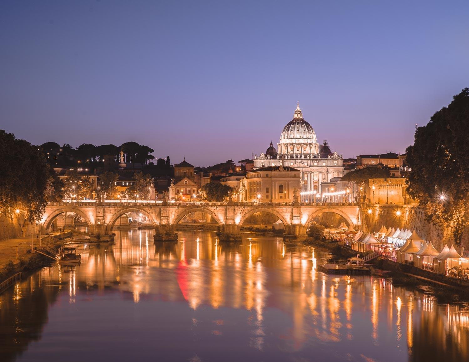 How to get from the Rome Airport to the City - 10 Days in Italy Travel Itinerary