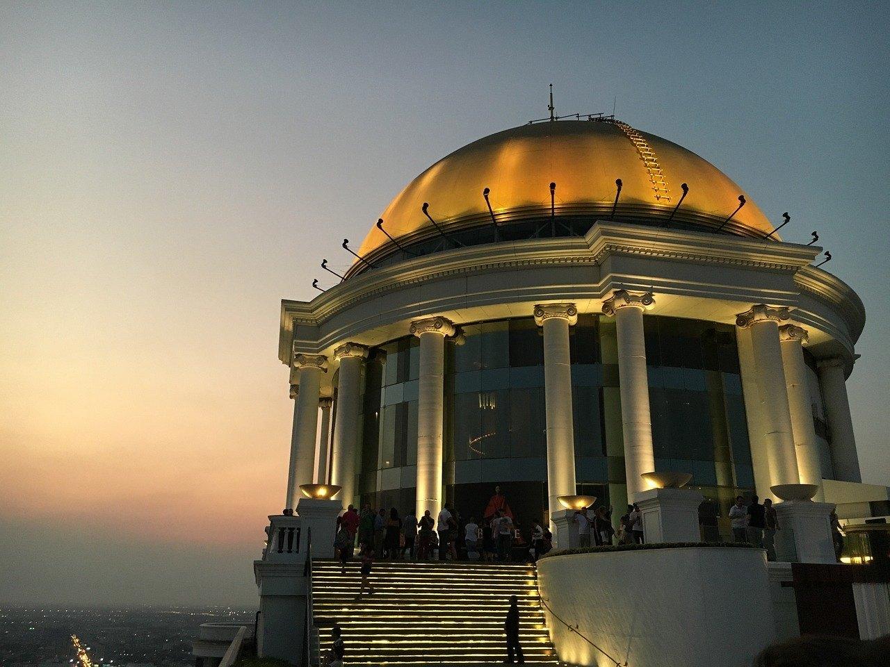 Lebua State Tower - Bangkok Things to do