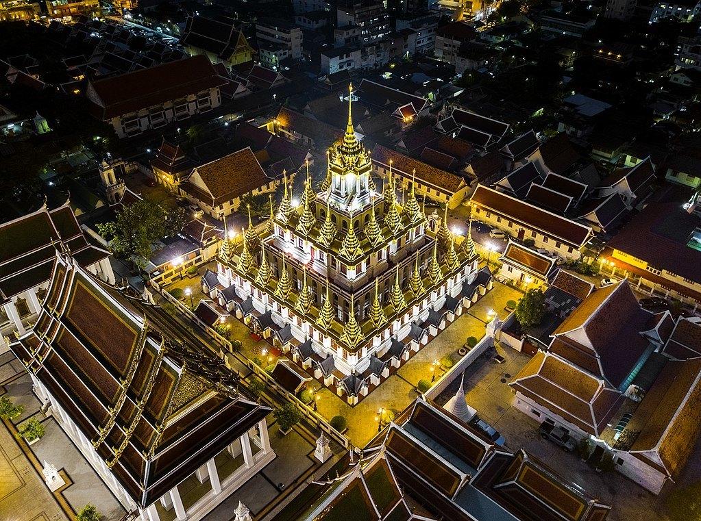 Loha Prasat Temple - Bangkok in Two Days