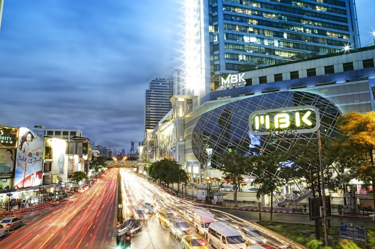 MBK Mall - Places to visit in Bangkok in two days