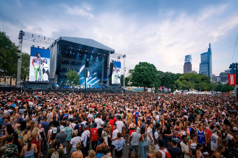 Made in America - Hip Hop Festivals 2019