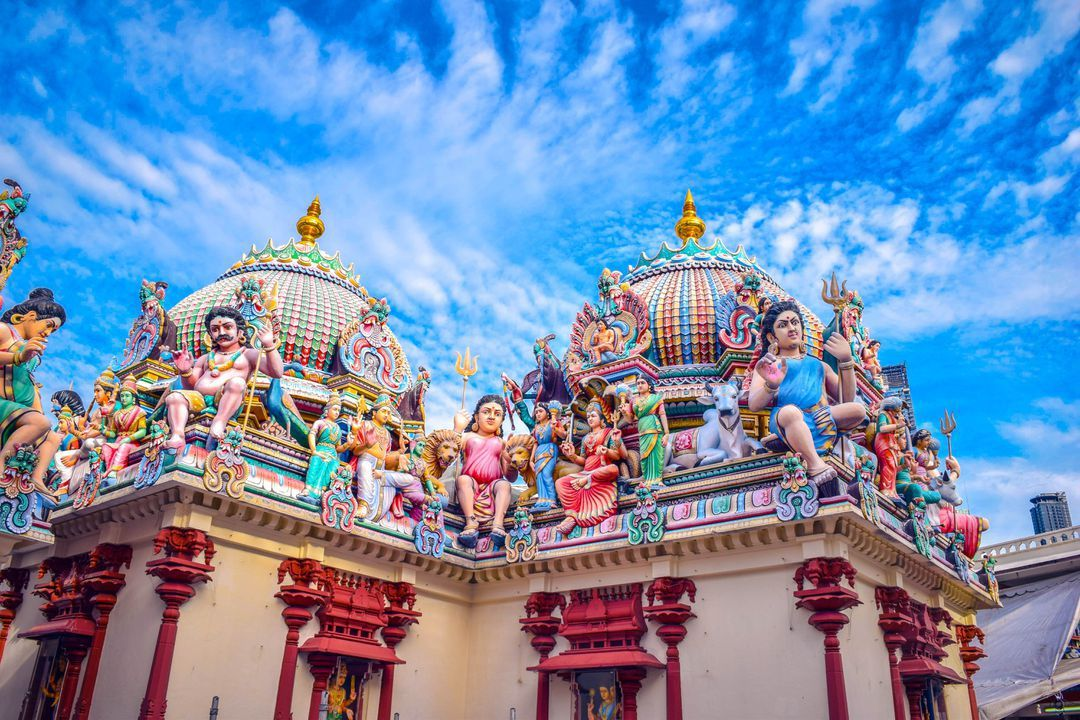 Mariamman Temple  - Singapore Itinerary