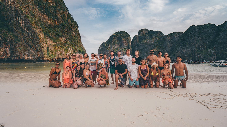 Maya Bay - Thailand Travel Blog