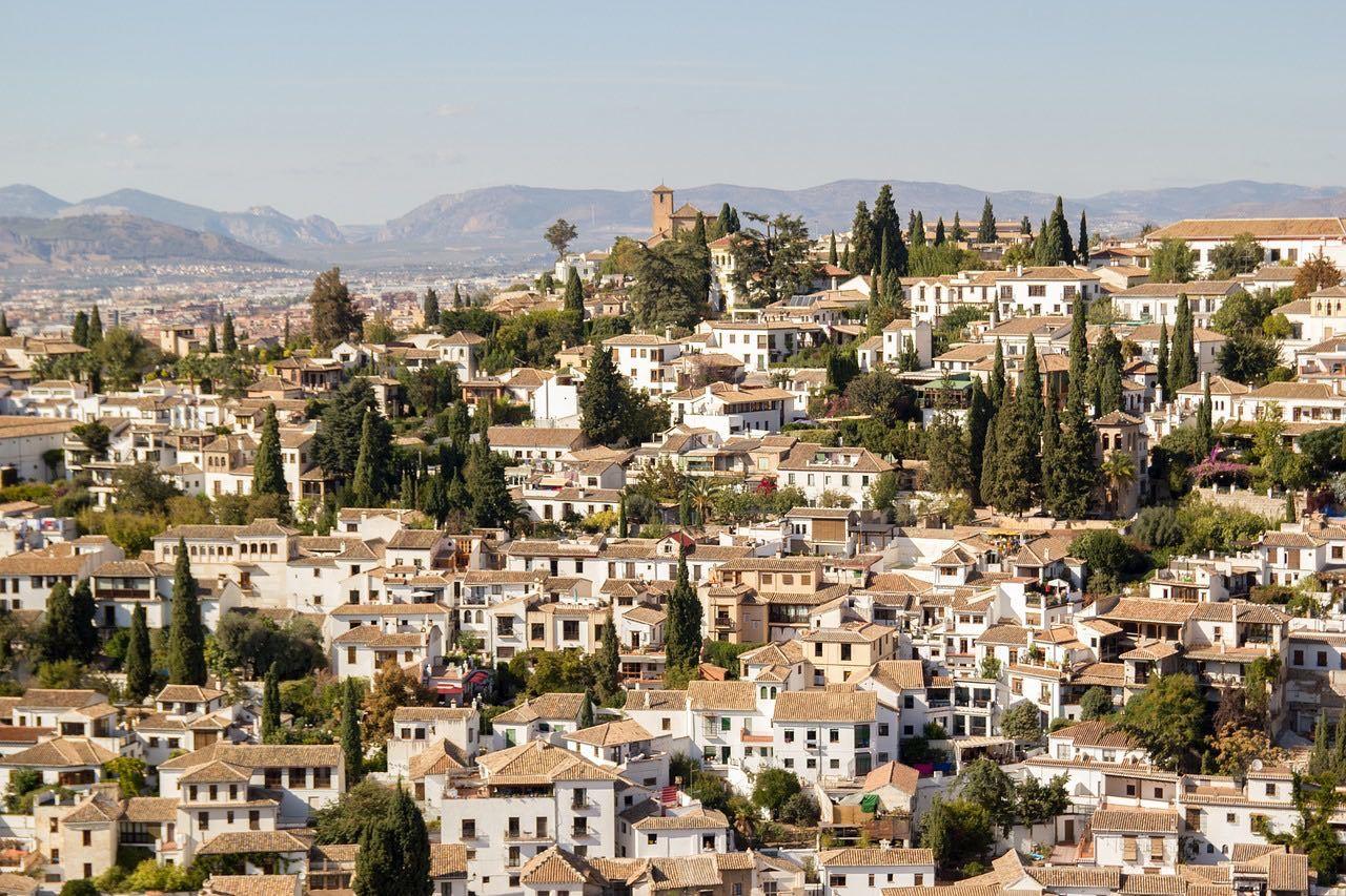 Medieval Moorish Streets of Albayzin - Things to do in granada
