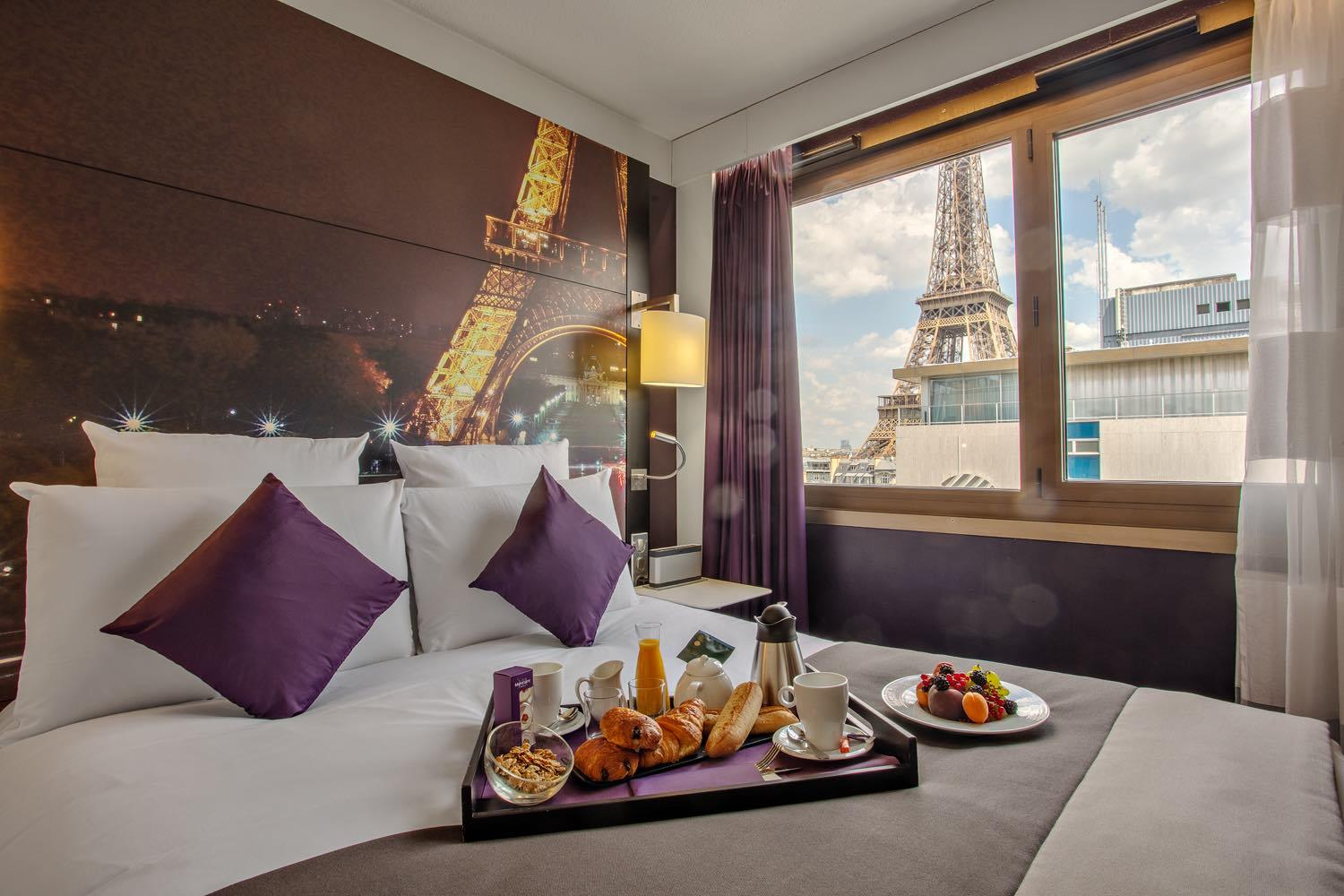 Mercure - Paris Hotels With Eiffel Tower View