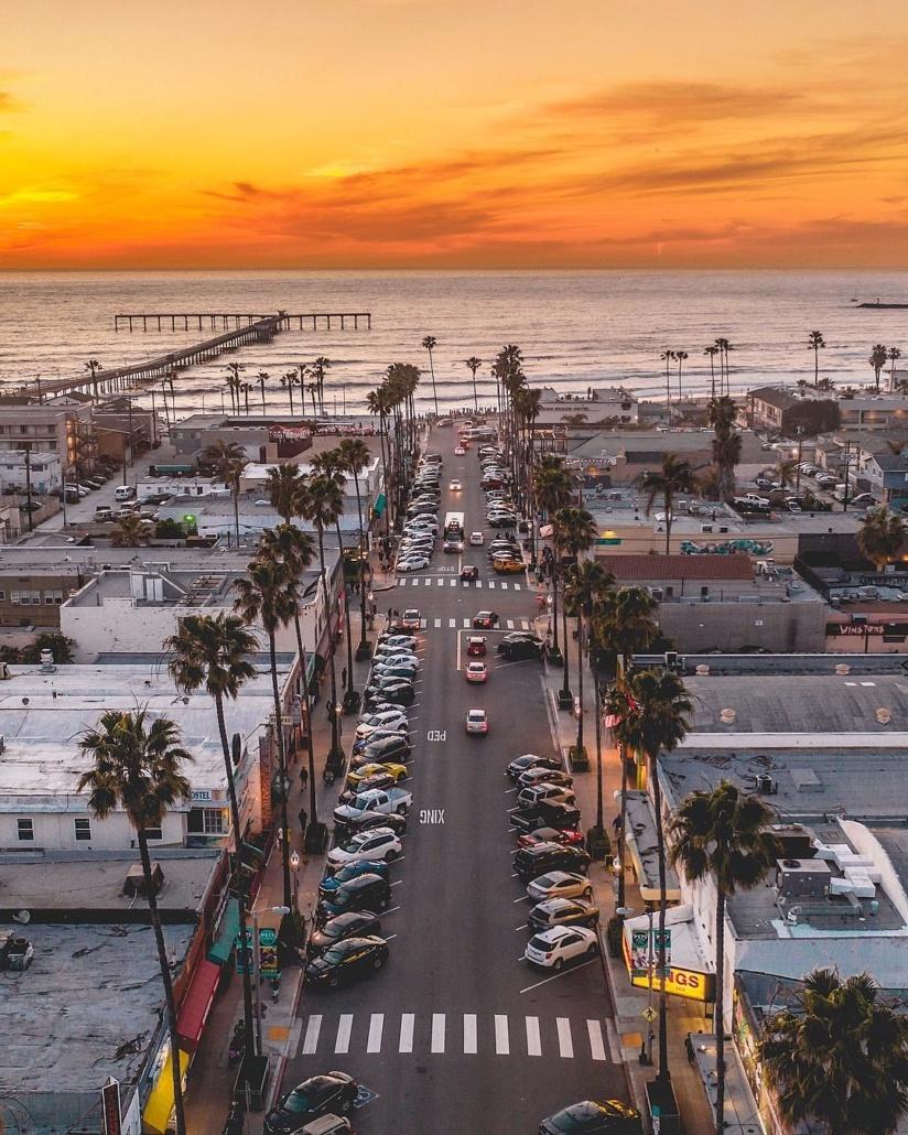 Mission Beach- San Diego