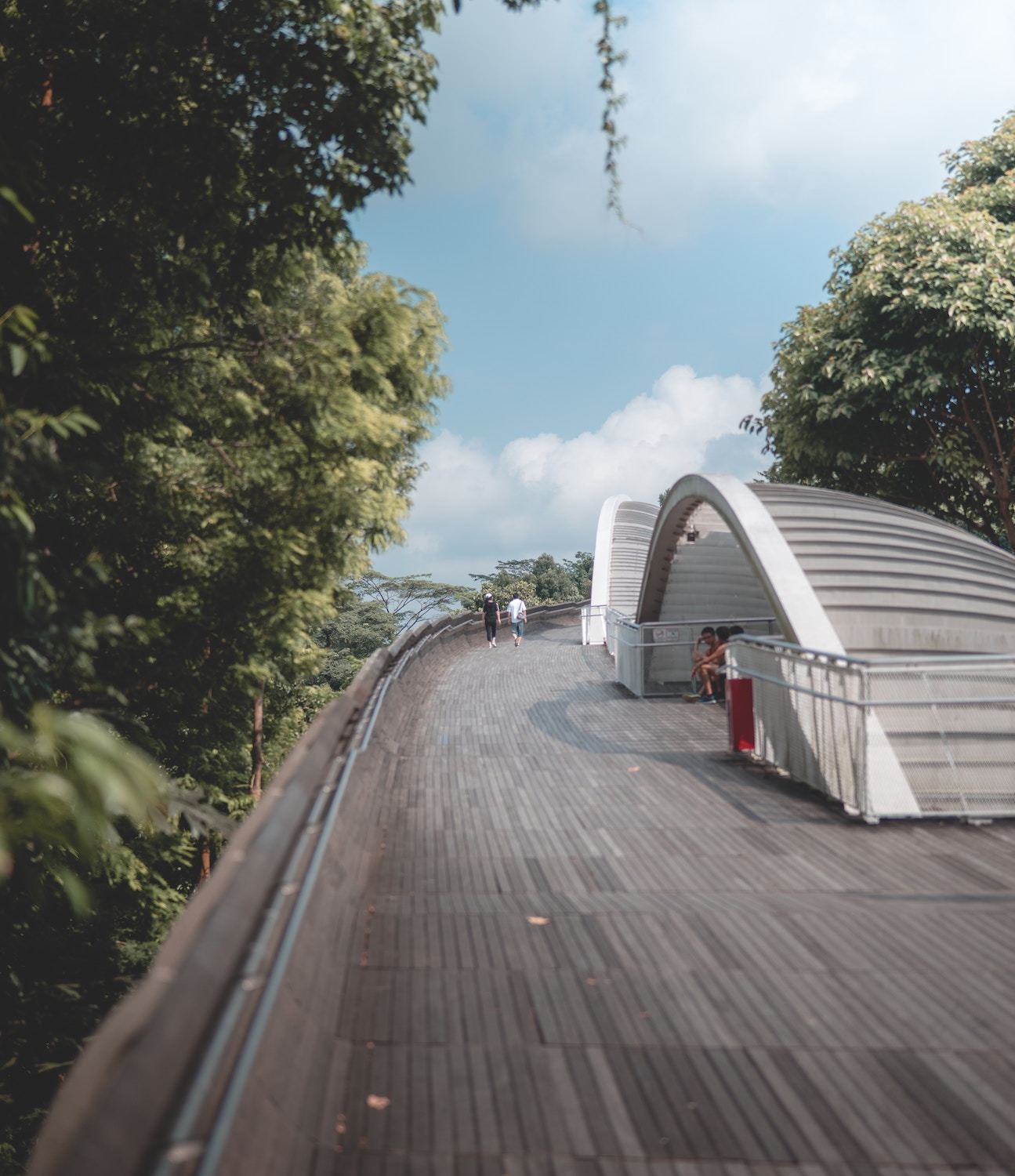 Mount Faber Parl - Singapore Itinerary 2 Days