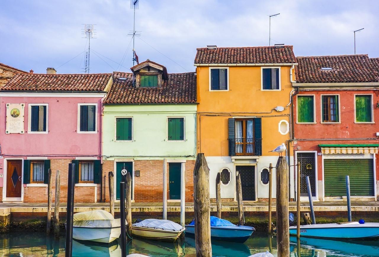 Murano and Burano - Venice Day Trips - Italy Itinerary