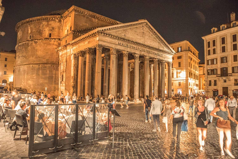 Pantheon - Italy Itinerary